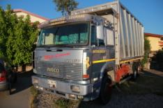 IVECO TURBOSTAR 190-42 RIBALTABILE