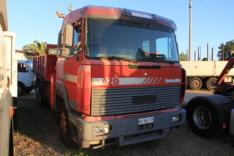 IVECO TURBOSTAR 190-42 GRU E RIBALTABILE